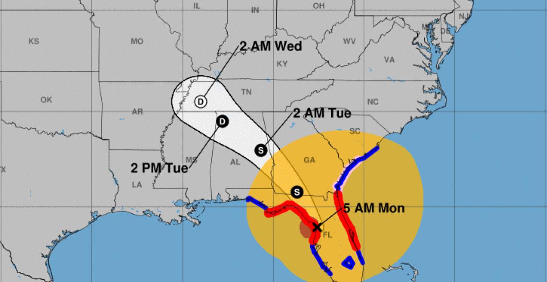 Huracán Irma. Ultima Información