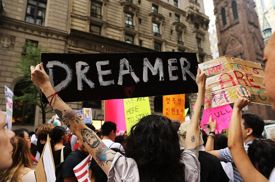 Trump elimina el DACA, plan que protege a 'dreamers'