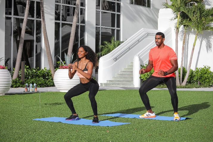 Experto en fitness Marcos Rodriguez te muestra cómo ponerte en forma después del verano
