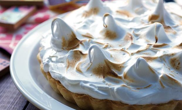 Receta de Lemon pie