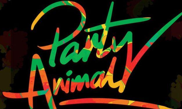 La nueva sensación del dancehall, Charly Black, colabora con la inigualable estrella global de 2017- Luis Fonsi en una completa y totalmente nueva versión titulada «Party Animal»