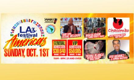 """MIniondas te regala 6 entradas para el Festival de """"Las Américas"""" en L.A."""