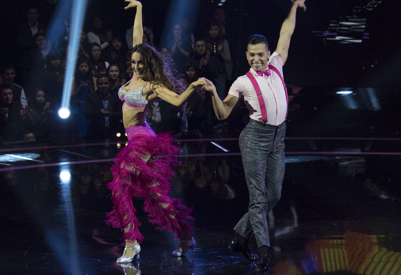 Montserrat Yescas y Adrián Di Monte ganadores de Bailando por un sueño 2017