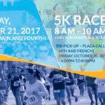 Abierta la inscripción Gratuita para el evento del DTSA 5K Run