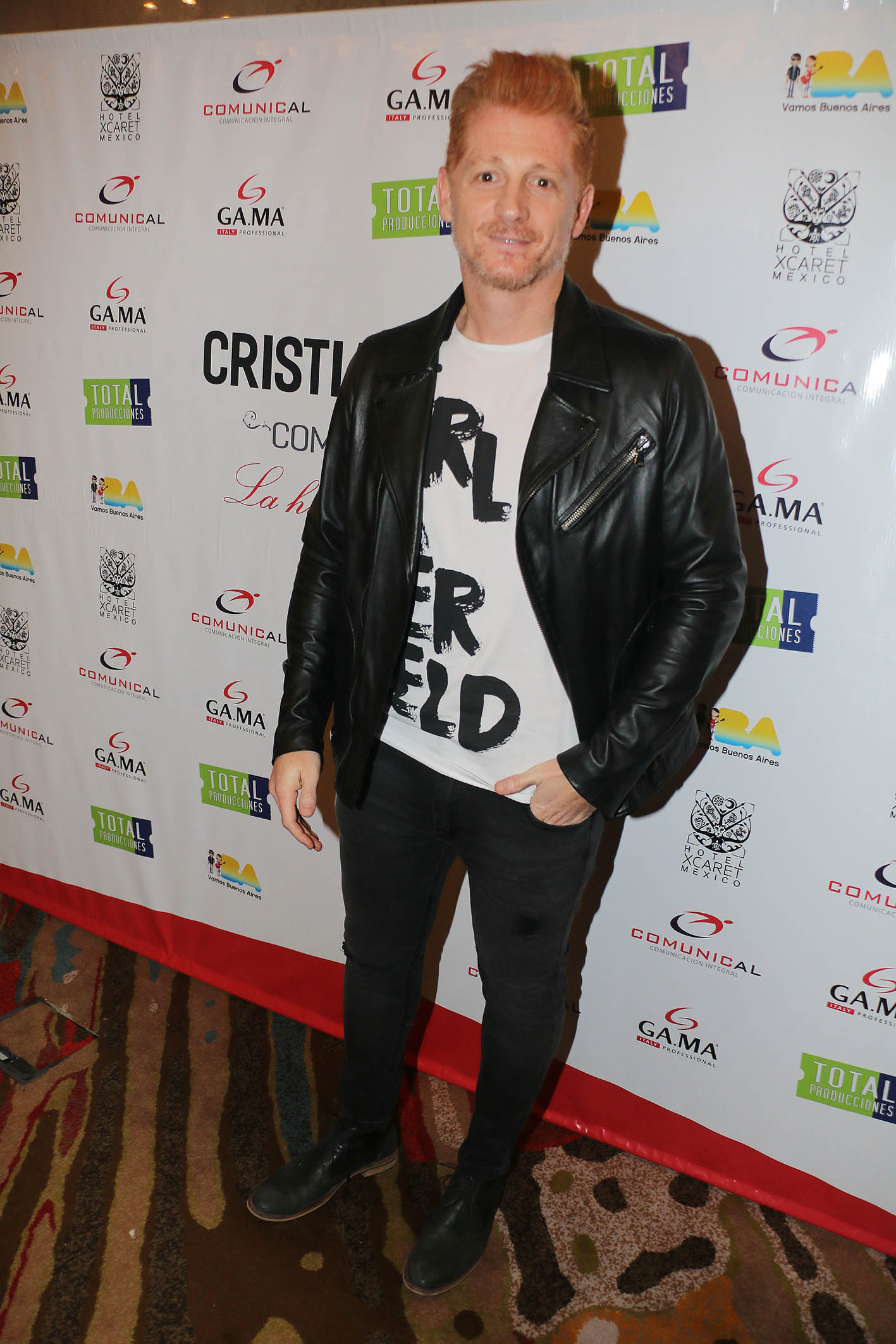 Cristian Castro estrenó su espectáculo «Como lo hice yo. La historia de un ídolo»
