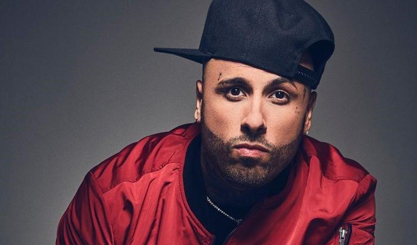 Nick Jam nominado a 3 megáfonos en los Latin Grammy's