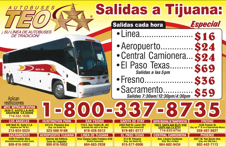 TEO Bus