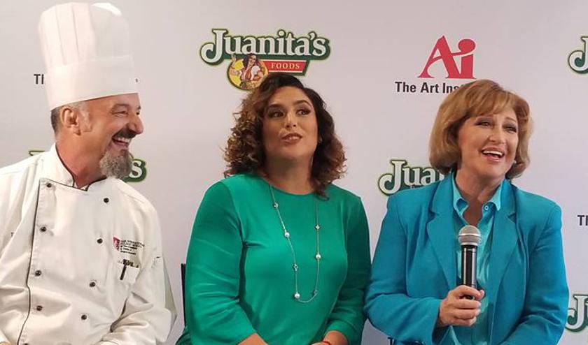 Angélica María y su hija, Angélica Vale, celebran la Herencia Hispana y la importancia de preservar las tradiciones culinarias