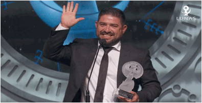 La Banda MS de Sergio Lizárraga recibe un Latin American Music Award como Banda o Dúo Favorito/Regional Mexicano