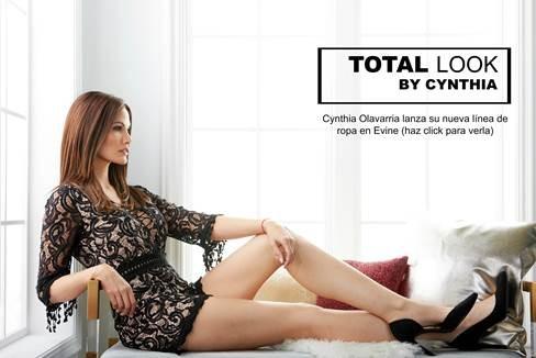 Conoce la nueva línea de ropa de Cynthia Olavarría