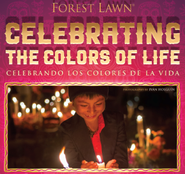 Día de los Muertos, Celebrando los Colores de Vida