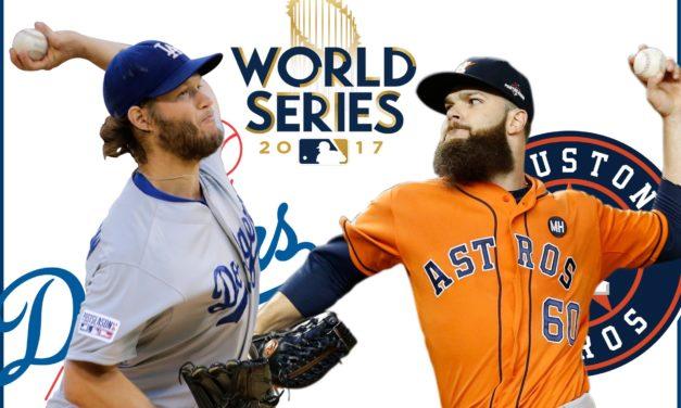 Dodgers vs. Astros, una Serie Mundial inédita