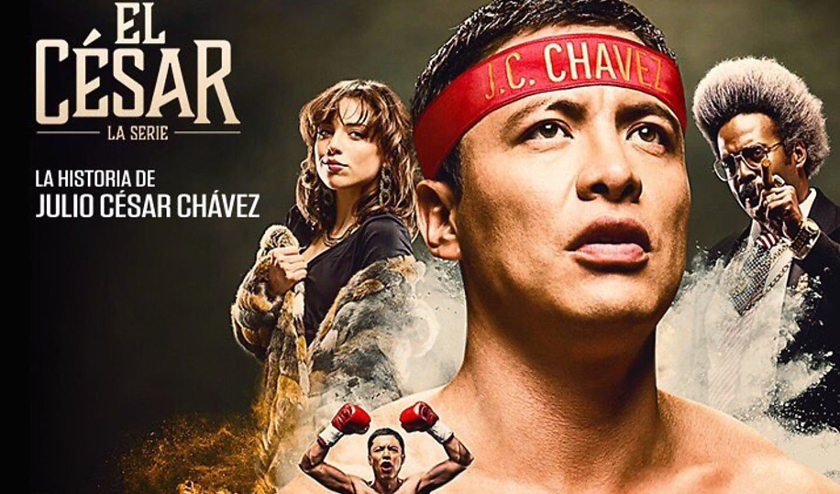 """Telemundo presenta """"El Cesar"""", una increíble serie dramática sobre el ídolo del boxeo Julio Cesar Chavez"""