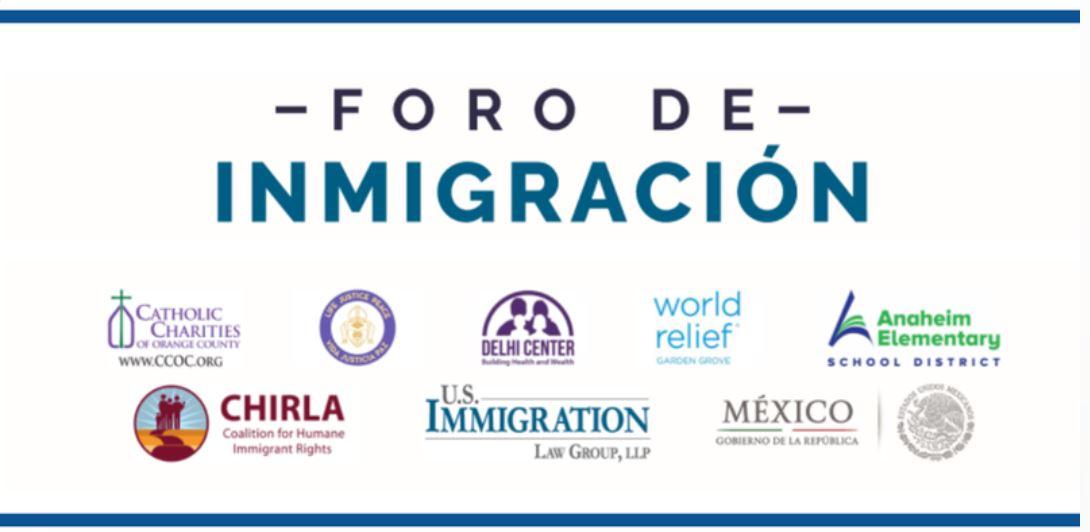 Foro de Inmigración