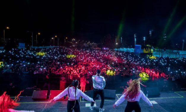 J. Álvarez conquista Bogotá en el «Festival Urbano 2017 de Oxigeno 2»