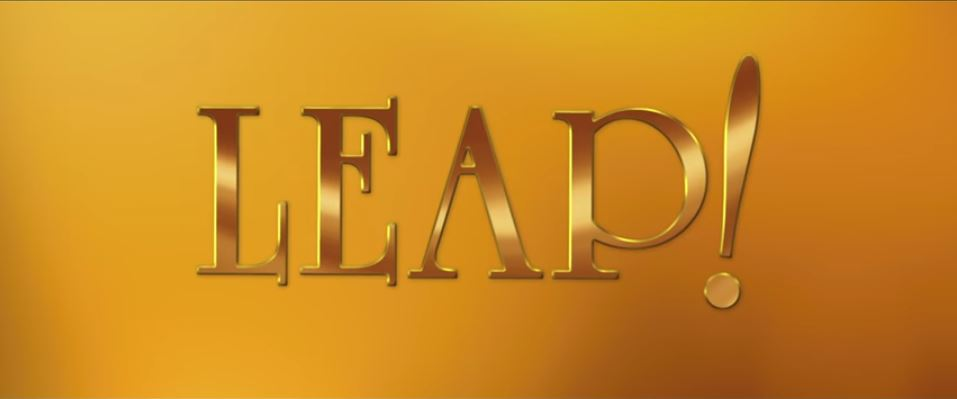 LEAP Llega en Digital HD el 7 de Noviembre y en Blu-ray , DVD y Bajo Demanda el 12 de Noviembre