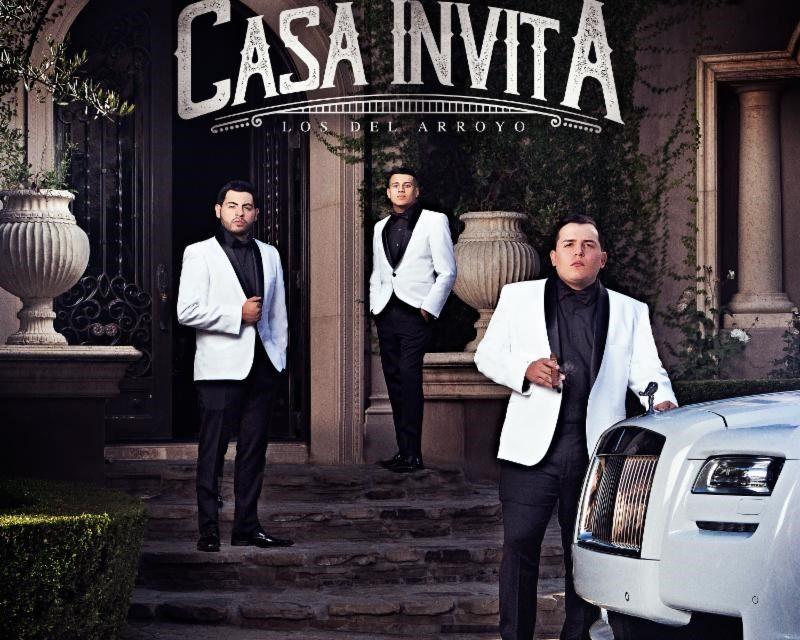 «Los del Arroyo» lanzan su nuevo álbum «La Casa Invita»