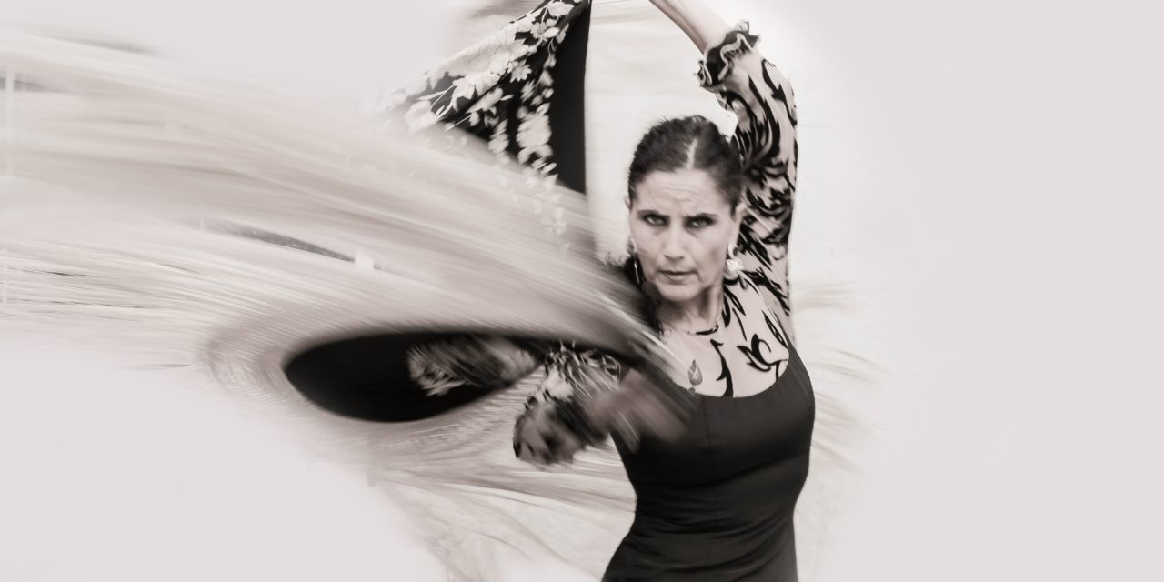 Música y Baile Flamenco con María Bermudez 'Sonidos Gitanos «ConVivencia»