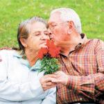 El amor en la tercera edad