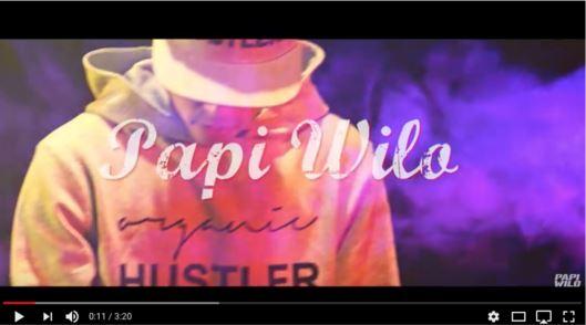 """Papi Wilo lanza el video y la canción """"Cien Estilos"""" (Freestyle #19)"""