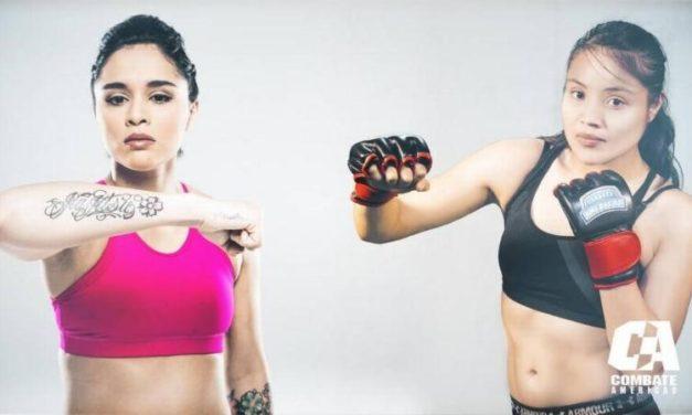 Combate Américas anuncia la adición de pelea  co-estelar femenina para «Copa Combate»
