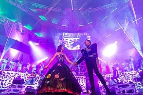 Emotivo concierto de Pepe Aguilar en la Arena Ciudad de México