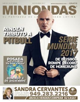 Miniondas Newspaper Edición Noviembre 2017