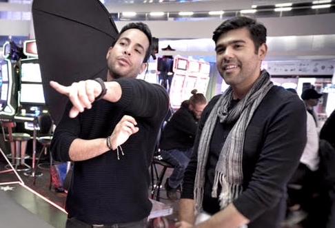 Emergentes productores latinos Reko Moreno y JM Longoria estrenan su primer proyecto, Bushido Battleground, en la cadema de TV de Roberto Rodriguez, El Rey Network