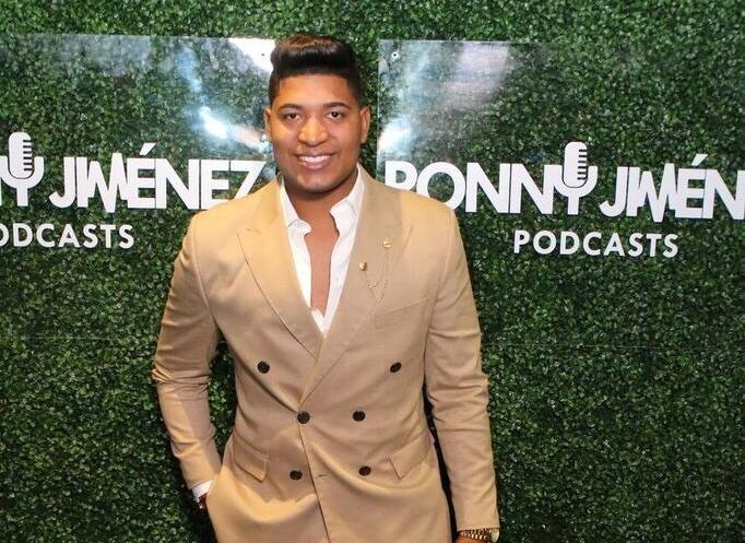 El destacado comunicador dominicano, Ronny Jimenez lanza «Ronny Jimenez Podcast desde NY»