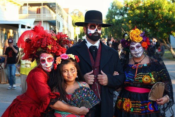 Las actividades familiares gratuitas de diversión hacen de San Diego el mejor lugar para viajar en Octubre
