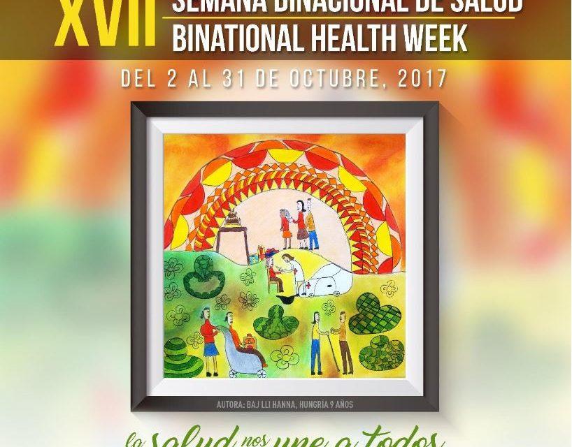 Semana Binacional de Salud 2017 – Clausura 29 de Octubre en San Bernardino