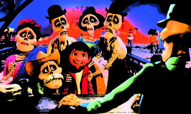 """""""Coco"""" de Disney•Pixar celebra a la familia y al arte de ser recordado, se estrena el 22 de Noviembre en los cines de EE.UU."""