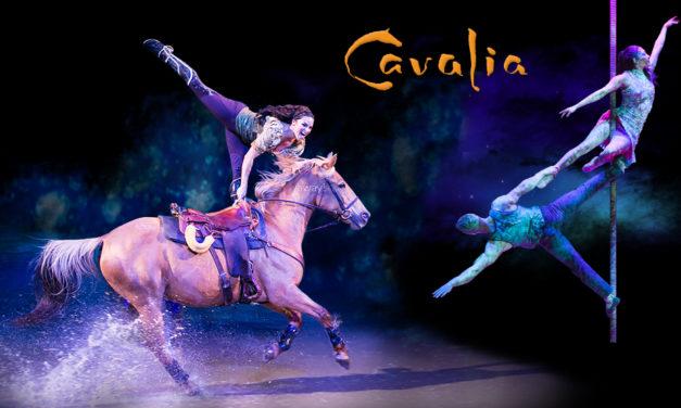 Cavalia 2017 presenta La magia de Odysseo