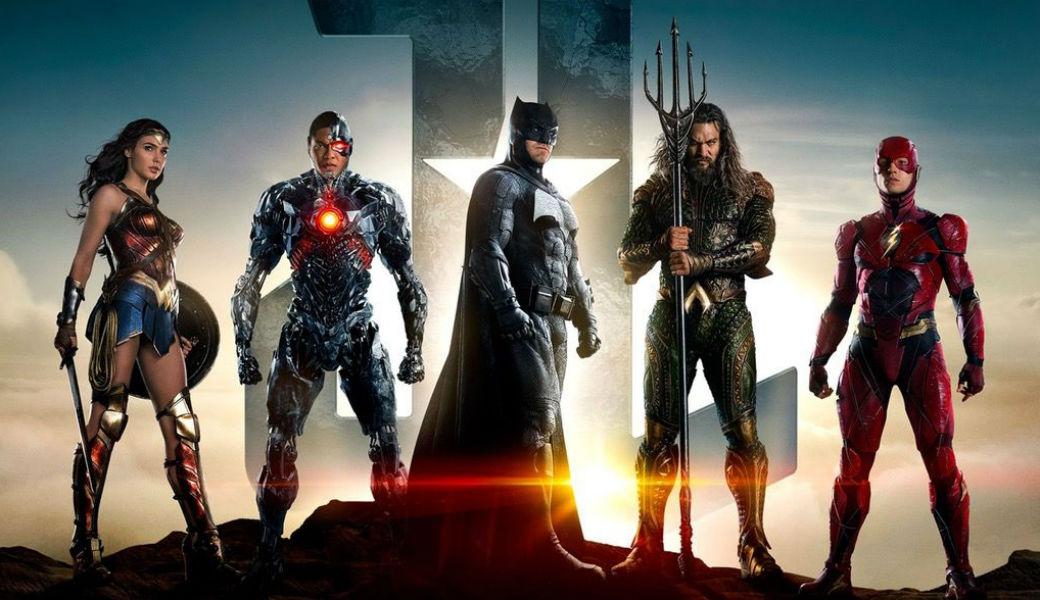 Película La Liga de la Justicia no gusta a la crítica especializada