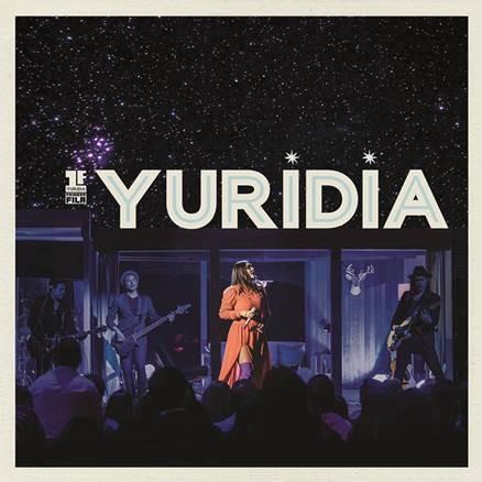 Yuridia lanza su primera fila. La consagración de una de las más impactantes voces de México
