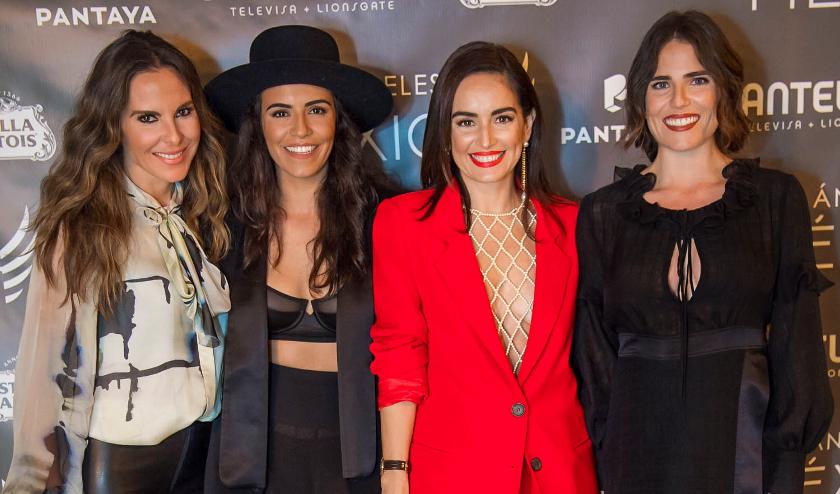Cena benéfica con Kate Del Castillo, Ana De La Reguera, Karla Souza y Olga Segura Sobrepasa los $80,000 en donaciones para Los Angeles en Mexico