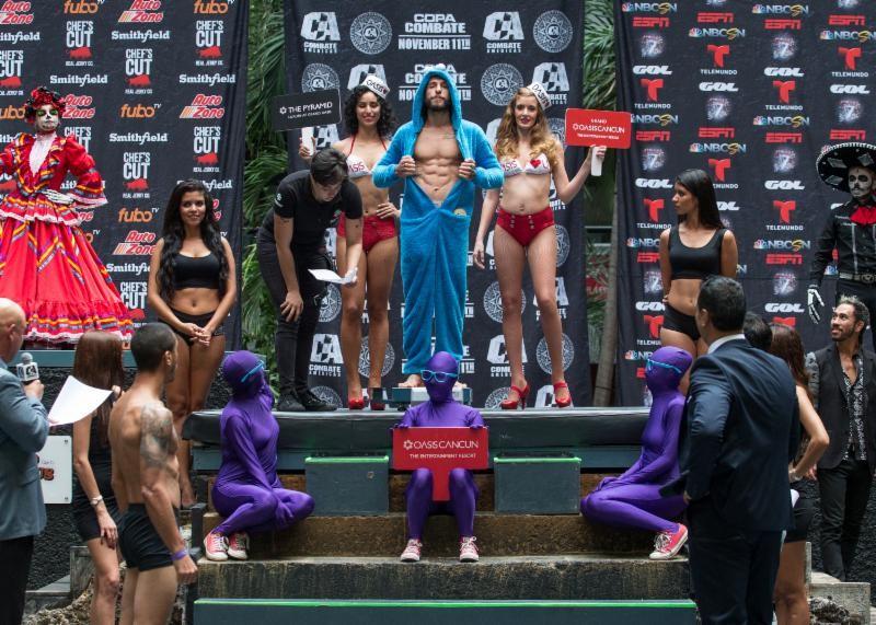 Combate Américas anuncia resultados del sorteo de «Copa Combate» y Peleas para los cuartos de Final