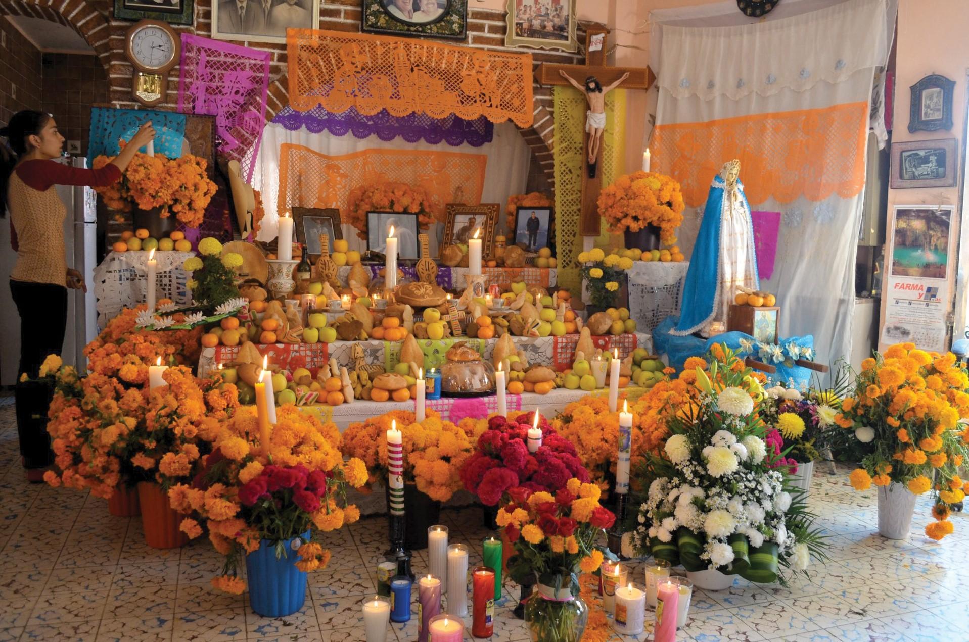 Día de Muertos, una tradición orgullosamente mexicana