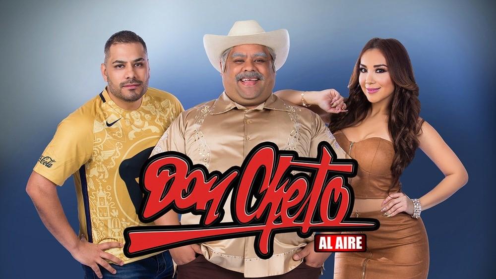 Programa Nacional Sindicalizado de 'Don Cheto Al Aire' Hace Su Debut en Chicago, Quinto Mercado Hispano Más Grande de EE.UU.