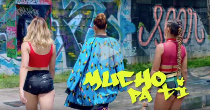 """""""Mucho Pa Ti""""  El nuevo sencillo de Farina se convierte en un éxito instantáneo en Youtube"""