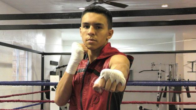 Joseph Landeros peleará el 8 de diciembre en México