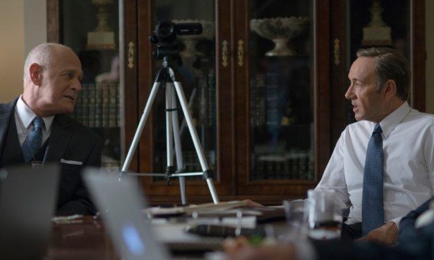 'House of Cards' terminará en la temporada 6, según medios