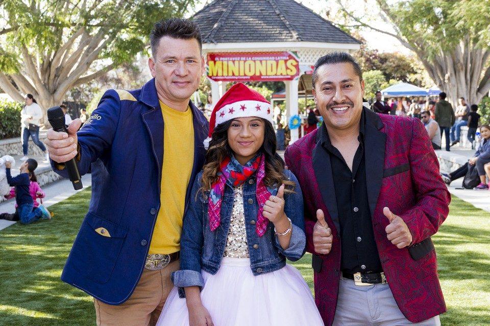 """Orange County Celebrates Posada Miniondas """"Viva La Tradición"""" Por Amor a Mexico In Santa Ana"""