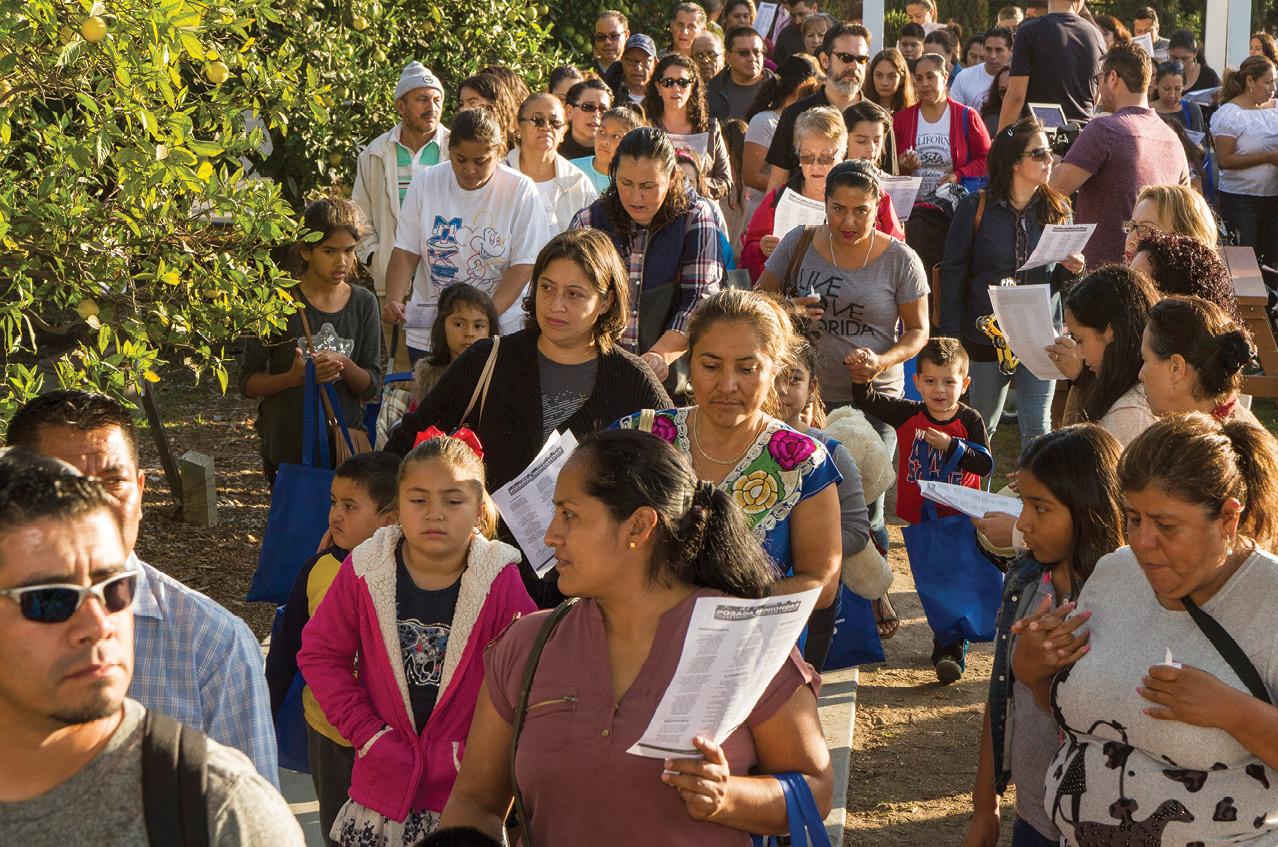 Más de 1,000 asistentes se dieron cita en la Posada Miniondas 2017