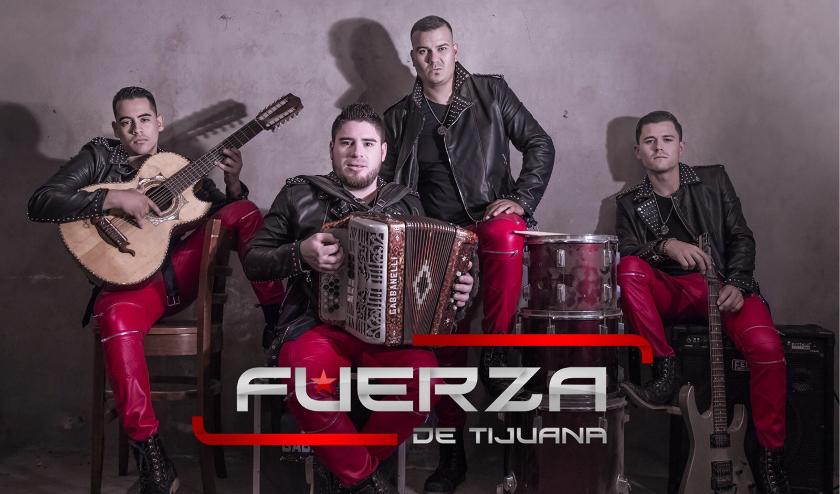 """Fuerza de Tijuana lanza su nueva producción """"Lo Mejor de Fuerza de Tijuana"""""""