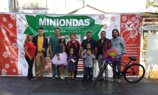 Ganadores de los premios de la Posada Miniondas!