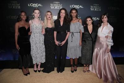 El evento Women of Worth, de L'Oréal Paris, celebra a 10 mujeres apasionadas que están creando un cambio positivo en sus comunidades