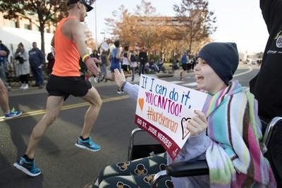 St. Jude Memphis Marathon® Weekend recauda la suma récord de $10.3 millones para St. Jude Children's Research Hospital®