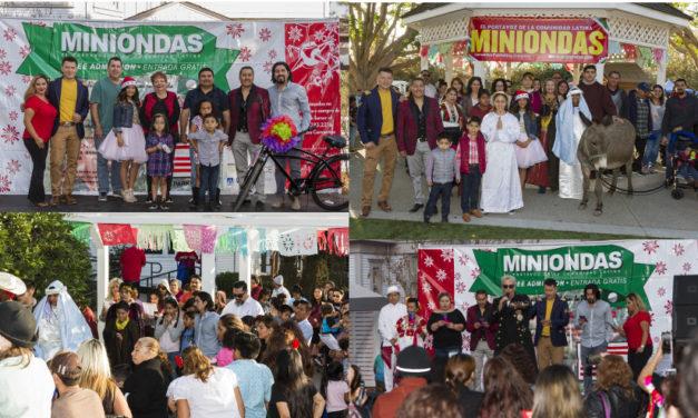"ORANGE COUNTY CELEBRATES POSADA MINIONDAS ""VIVA LA TRADICION"" POR AMOR A MEXICO IN SANTA ANA"