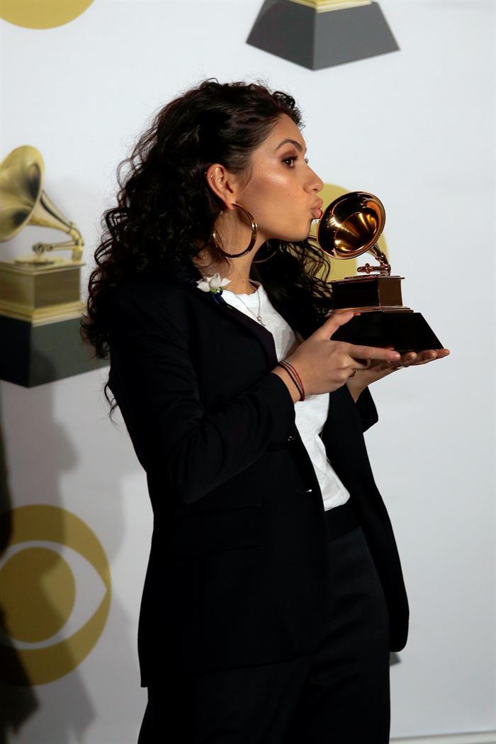 Bruno Mars hace magia y arrasa con los seis Grammy a los que optaba